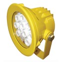 RAB Design DL-LED24W-LH - 24 Watt - LED Dock Light - 1920 Lumens - 4000K Cool White - 120 Volt - Yellow Finish