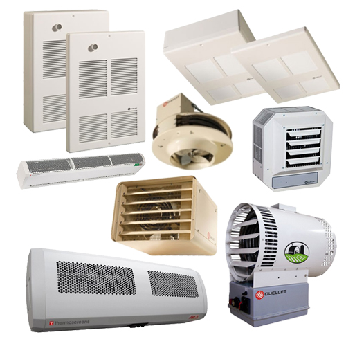 Commercial Electric Heating