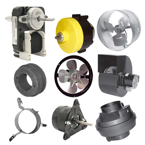 Heating & Refrigeration Motors