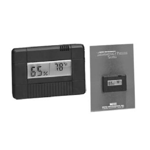 Digital Temperature & Humidity Indicator