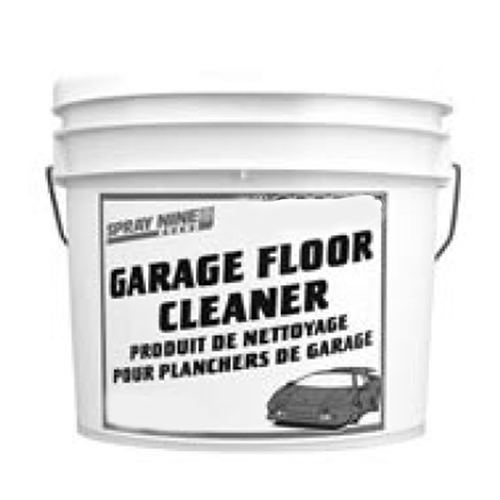 Garage Floor Cleaner