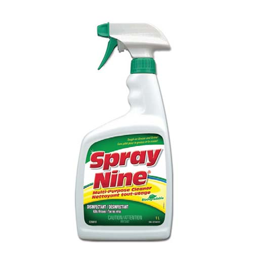 Spray Nine Cleaners