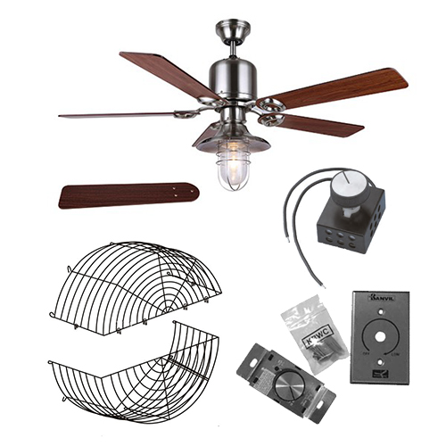 Residential Commercial Industrial Fans