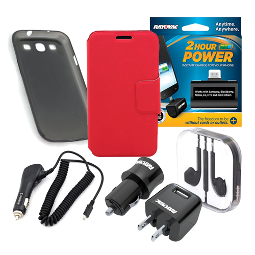 Mobile Device Accessories