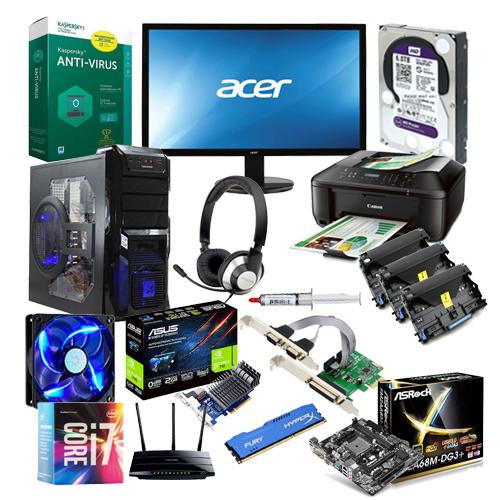 Computers & Parts