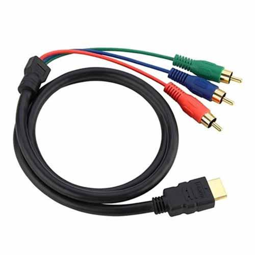 HDMI - RCA Cables