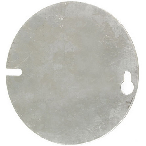 Round Metal Boxes Covers