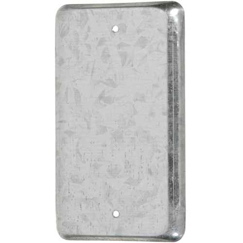 347 High Voltage Metal Boxes Covers