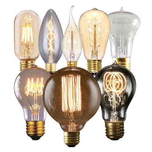Nostalgic Bulbs