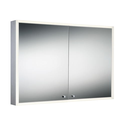 Double / Single Door Edgelit Cabinet