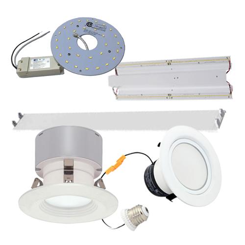 LED Retrofit Kits / Luminaires