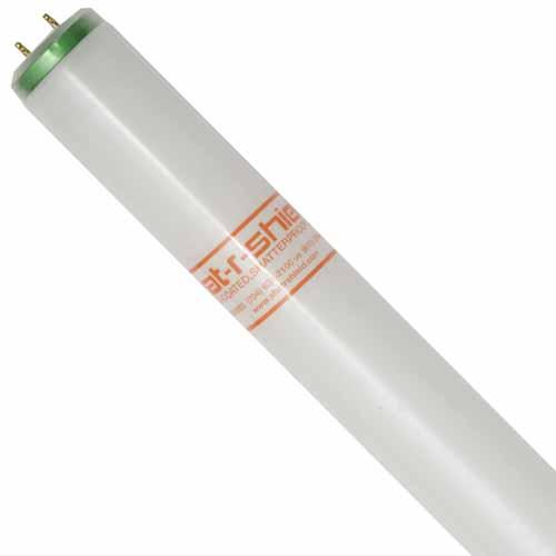 T12 Shatter-Resistant Fluorescent Tubes
