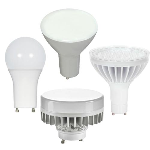 GU24 LED Bulbs