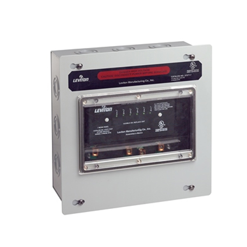 Type 2: Panel Mount Surge Protection