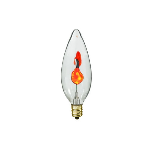 Flicker Flame Decorative Chandelier Light Bulbs