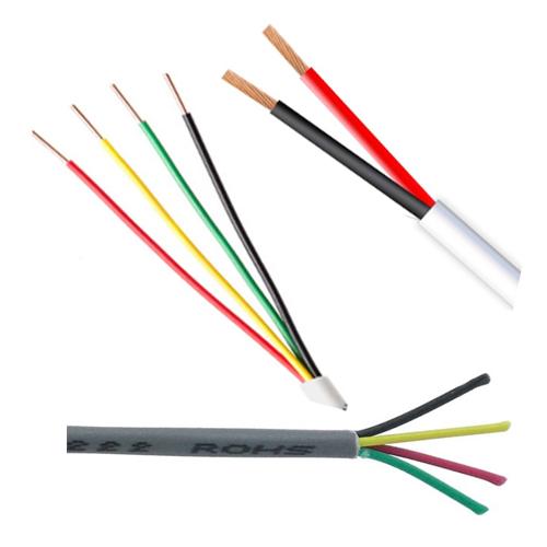 Security Alarm Bulk Cables