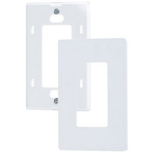Screwless Decorator Wall Plates