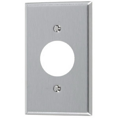 Stainless Steel Outlet & Blank Wall Plates