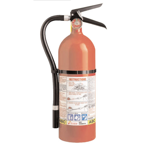 Home Series Fire Extinguishers