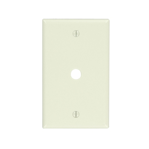 Telephone/Cable Wallplate