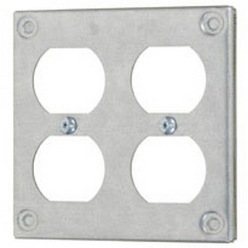 SQUARE METAL BOXES COVERS