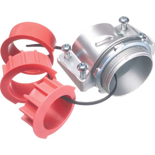 Cable Connectors with End Stop Bushings