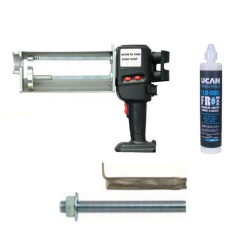 Adhesive Anchoring