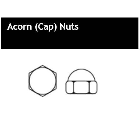 Acorn (Cap) Nuts