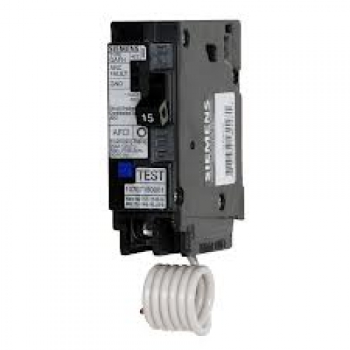 Combination Arc Fault Circuit Breaker