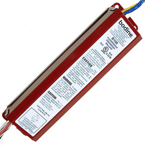Emergency Fluorescent Ballasts
