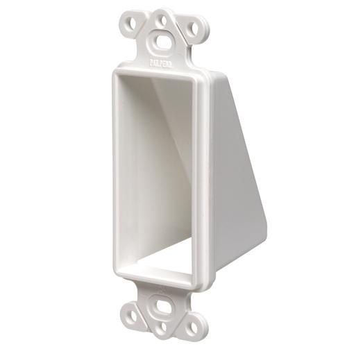 Reversible Low-Voltage Cable Entrance Plate