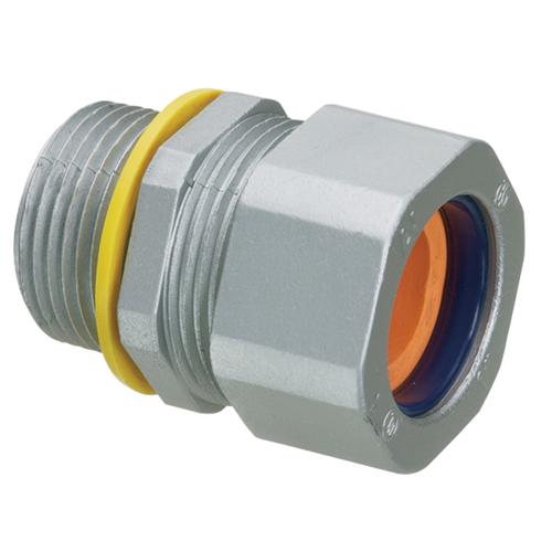 Strain Relief Zinc Cord Connectors