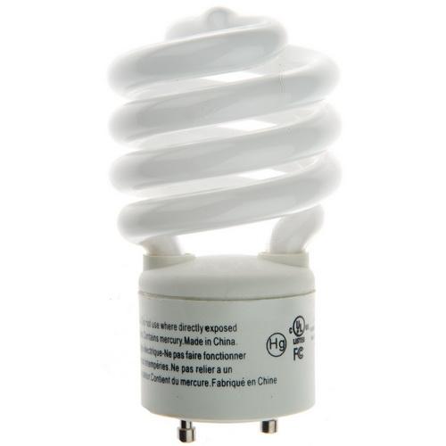 GU24 Base Spring CFLs