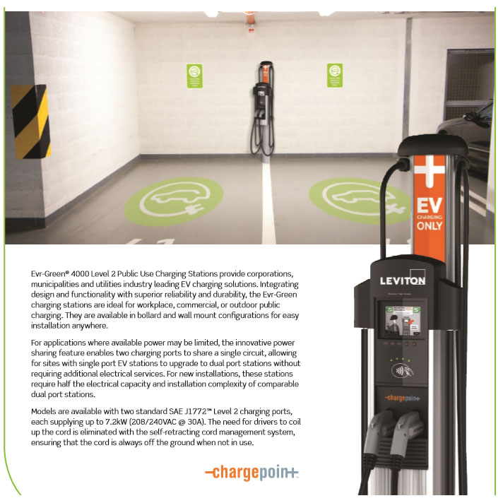 Public/Commercial Charging Stations