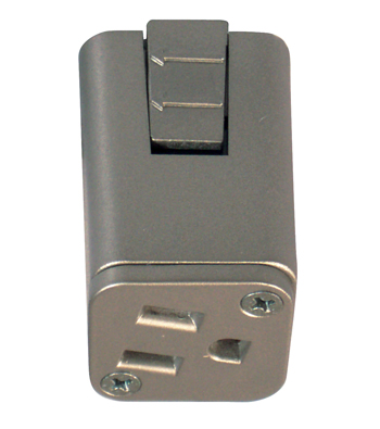 Track Receptacle