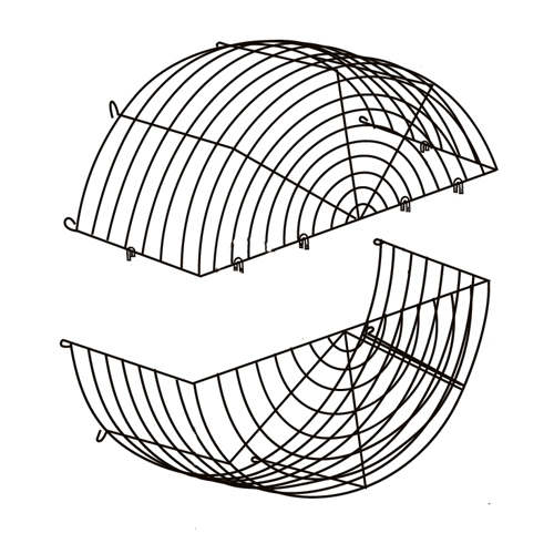 Heavy-Duty Fan Guards