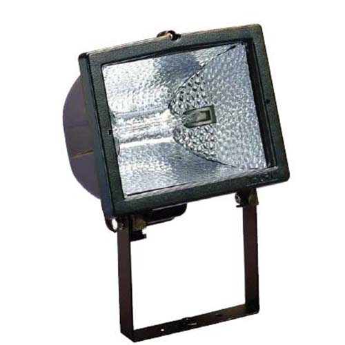 Compact Quartz Flood Light