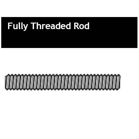 Fully Treaded Rod
