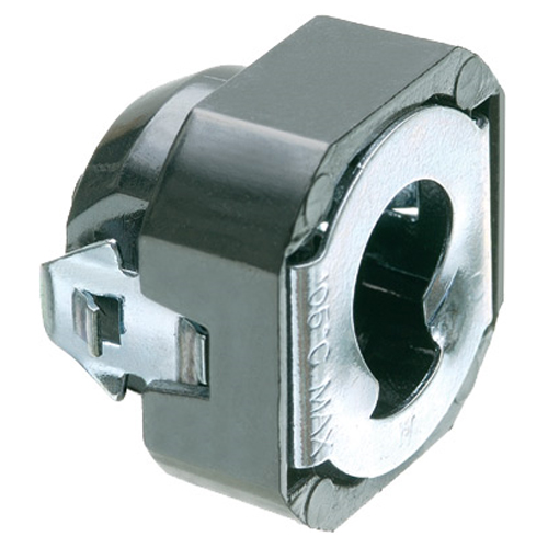 Screw-On Snap-In Connector