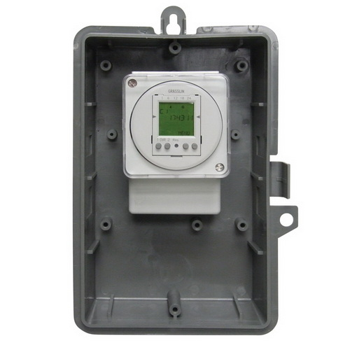 General Purpose Time Switch with Different Enclosures
