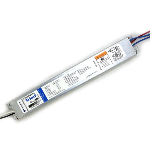 2 Lamp Fluorescent Ballasts