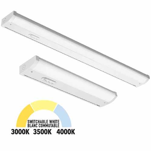 Switchable White LED Undercabinet