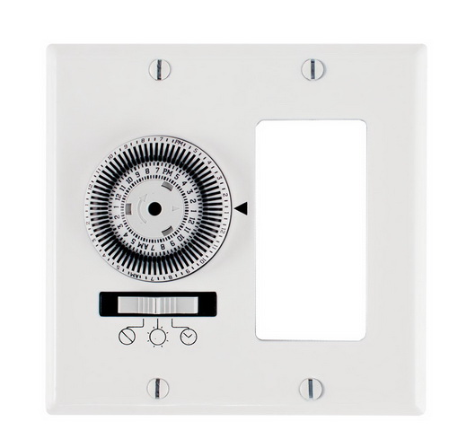 In-Wall 24-Hour Mechanical Timer