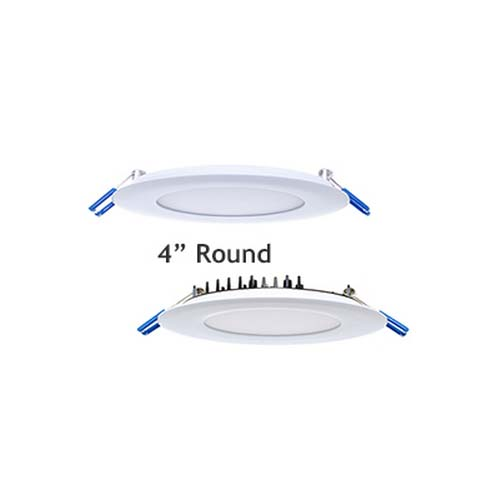 Round Slim LED Pot Light