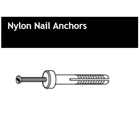 Nylon Nail Anchors