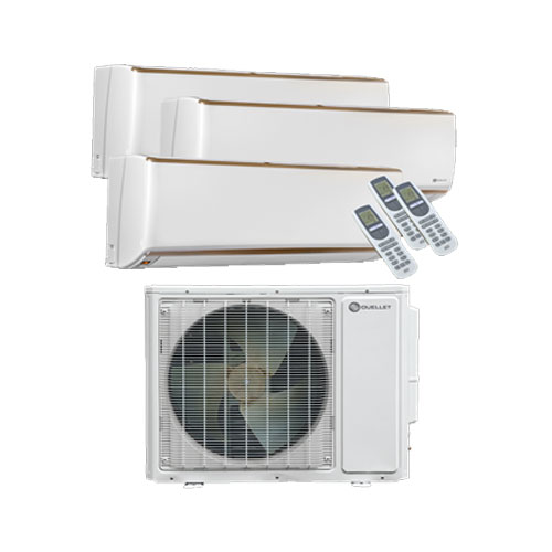Myriad Plus Ductless Multizone Heat Pump (OTP)