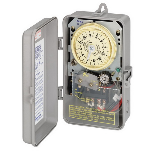 Specialty Time Switches (Cycle, Irrigation & Water Heater)