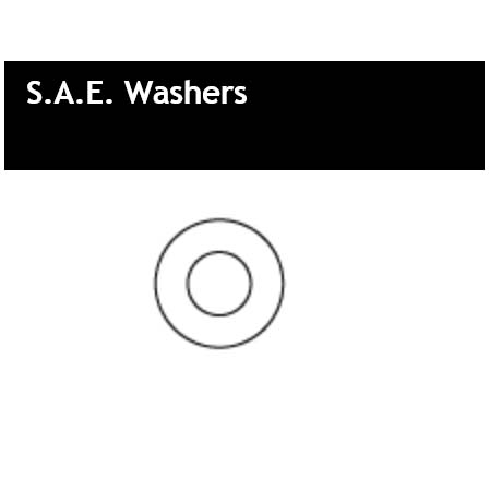 S.A.E. Washers
