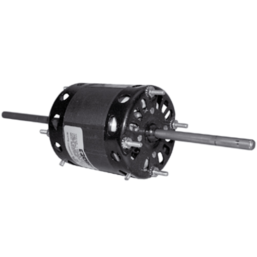 A/C & PTAC Double Shaft Motors