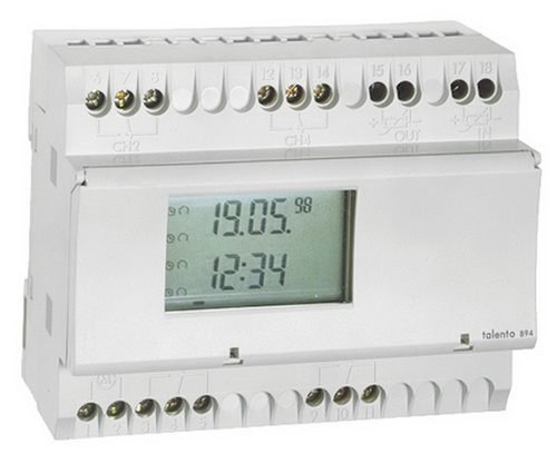 365 Day Multi-Function Talento 800 Series for 1, 2 & 4 Circuits